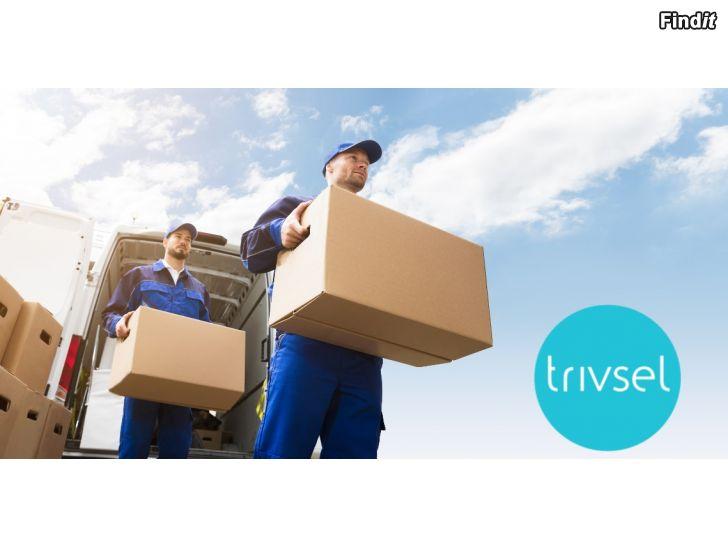 Säljes Flyttfirma Vasa - Jakobstad