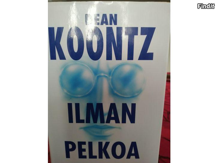 Myydään Dean Koontz - Kirjoja
