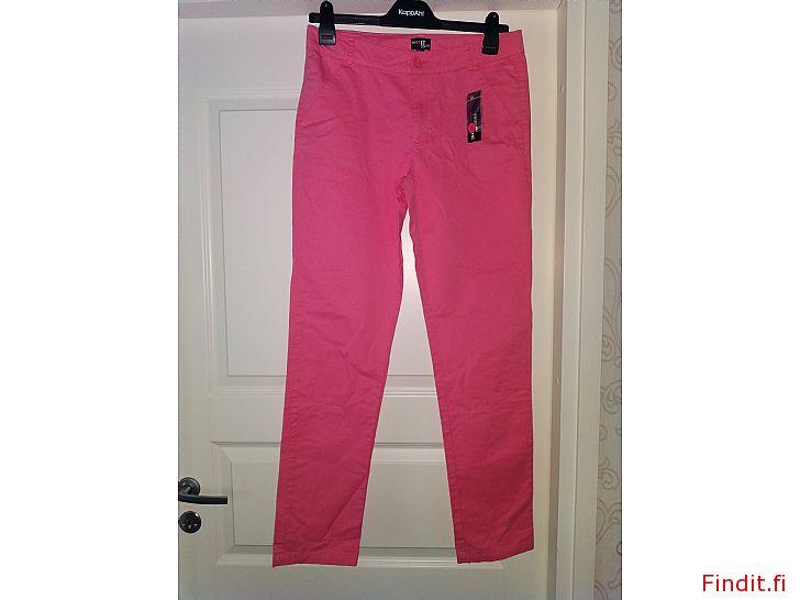 Säljes NYA rosa byxor storlek 164